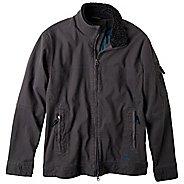Mens Prana Bronson Warm-Up Unhooded Jackets