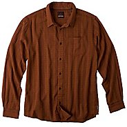 Mens Prana Agave Woven Long Sleeve Non-Technical Tops