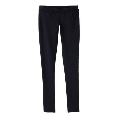 Womens Prana Ashley Warm-Up Pants - Black M