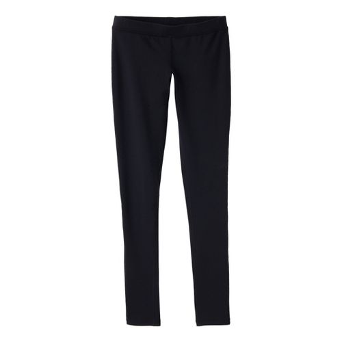 Womens Prana Ashley Warm-Up Pants - Black XS