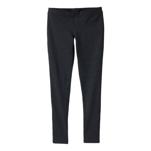 Womens Prana Ashley Warm-Up Pants - Charcoal Heather M