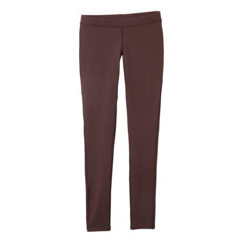 Womens Prana Ashley Warm-Up Pants - Espresso M