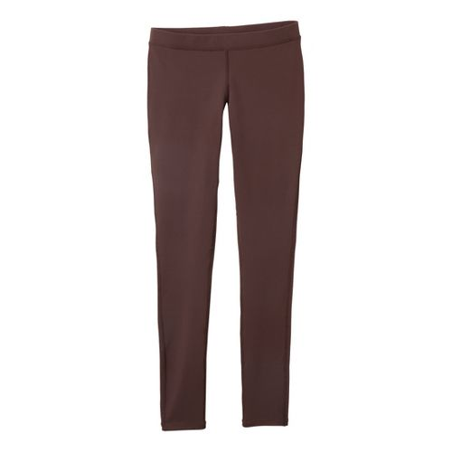 Womens Prana Ashley Warm-Up Pants - Espresso XL
