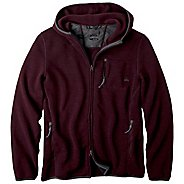 Mens Prana Bryce Zip Up Long Sleeve Full Zip Technical Tops