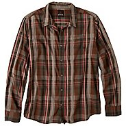 Mens Prana Buckeye Long Sleeve Non-Technical Tops