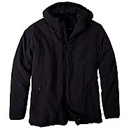 Mens Prana Capitan Warm-Up Unhooded Jackets
