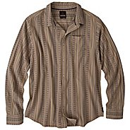 Mens Prana Clover Long Sleeve Non-Technical Tops