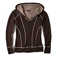 Womens Prana Colleen Zip Up Warm-Up Hooded Jackets