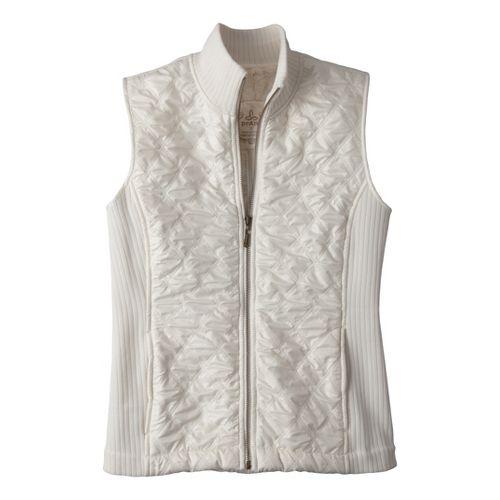 Womens Prana Diva Outerwear Vests - Winter M
