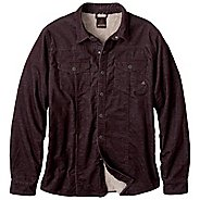 Mens Prana Gomez Corduroy Long Sleeve Non-Technical Tops