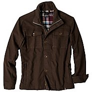 Mens Prana Lawton Warm-Up Unhooded Jackets