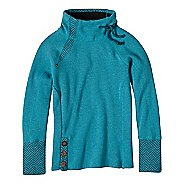 Womens prAna Lucia Sweater Long Sleeve Non-Technical Tops