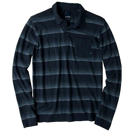 Mens Prana Marco Polo Long Sleeve Non-Technical Tops
