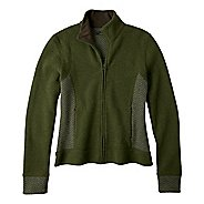 Womens Prana Maura Warm-Up Unhooded Jackets