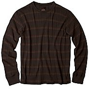 Mens Prana Ninebark Long Sleeve Non-Technical Tops