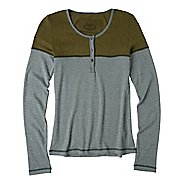 Womens Prana Pippa Top Long Sleeve Non-Technical Tops