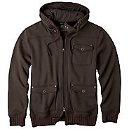 Mens Prana Profile Hoody Warm-Up Hooded Jackets