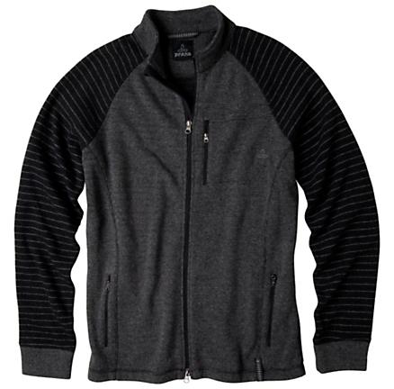 Mens Prana Rohan Full Zip Warm-Up Unhooded Jackets
