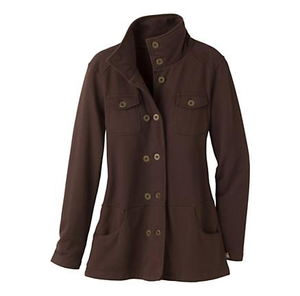 Womens Prana Tori Warm-Up Unhooded Jackets