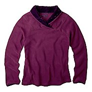 Womens Prana Twisty Pullover Long Sleeve Non-Technical Tops