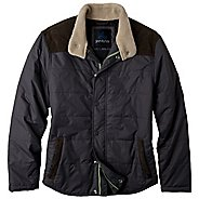 Mens Prana Waylen Warm-Up Unhooded Jackets