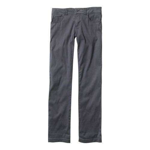 Womens Prana Bedford Canyon Full Length Pants - Coal 14
