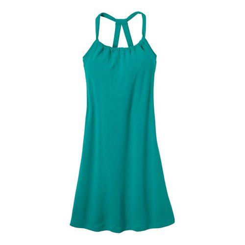 Womens Prana Quinn Dress Fitness Skirts - Dragonfly M