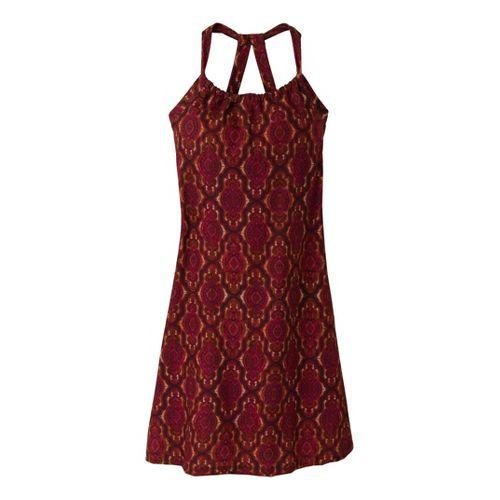 Womens Prana Quinn Dress Fitness Skirts - Picante Casbah S