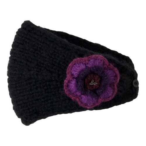 Womens Prana Nova Headband Headwear - Black