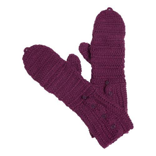Prana Kitten Mitten Handwear - Plum Red