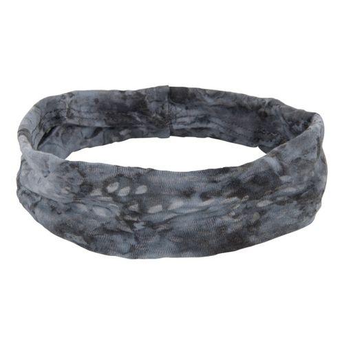Prana Burnout Headband Headwear - Gravel