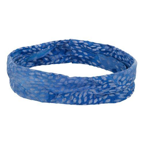 Prana Burnout Headband Headwear - Sail Blue