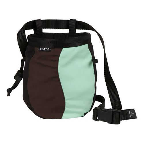 Prana Geo Chalk Bag with Belt Fitness Equipment - Espresso