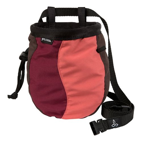 Prana Geo Chalk Bag with Belt Holders - Chocolate
