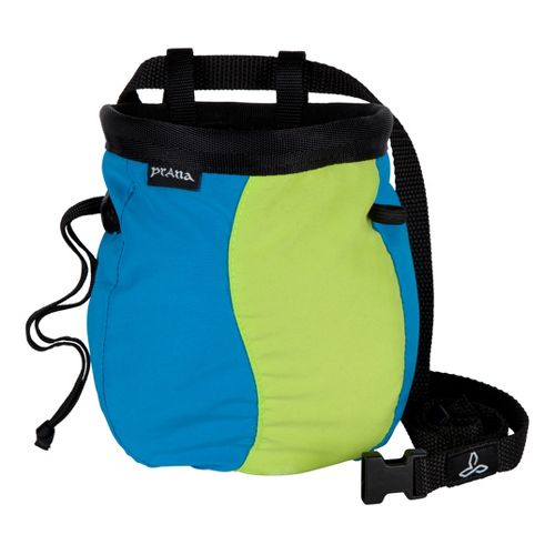 Prana Geo Chalk Bag with Belt Fitness Equipment - Citrus