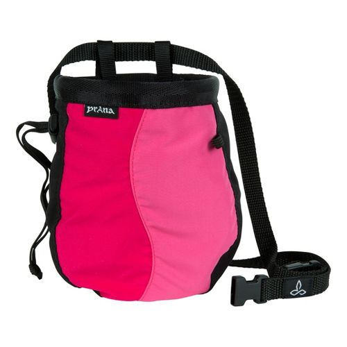Prana Geo Chalk Bag with Belt Holders - Hot Pink