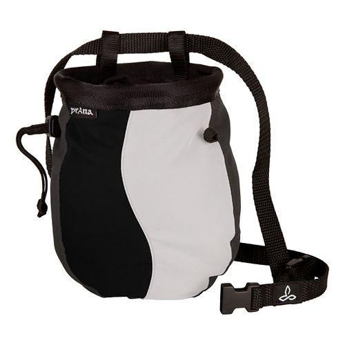 Prana Geo Chalk Bag with Belt Holders - Pewter