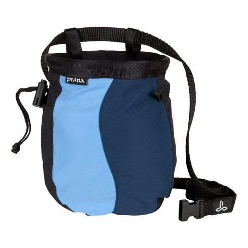 Prana Geo Chalk Bag with Belt Holders - Slate