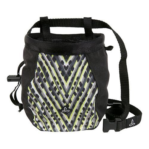 Prana Women's Chalk Bag w/Belt Holders - Black Sierra