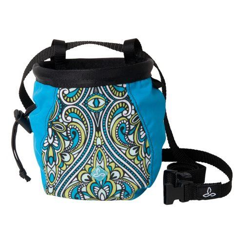 Prana Women's Chalk Bag w/Belt Holders - Cyan Tile