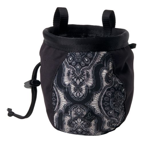 Prana Women's Chalk Bag w/Belt Fitness Equipment - Gravel Kasbah