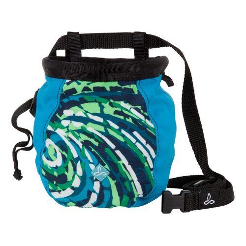 Prana Women's Chalk Bag w/Belt Holders - Ink Blue Swirl