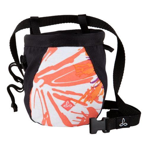 Prana Women's Chalk Bag w/Belt Fitness Equipment - Orchid Burst