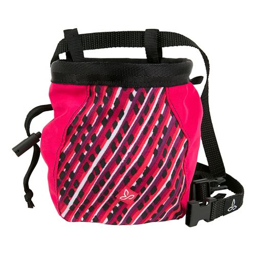 Prana Women's Chalk Bag w/Belt Fitness Equipment - Pinkberry Sierra