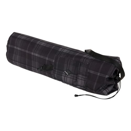 Prana Steadfast Mat Bags - Black/Plaid