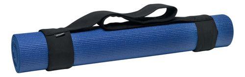 Prana Tote Mat Holder Fitness Equipment - Black