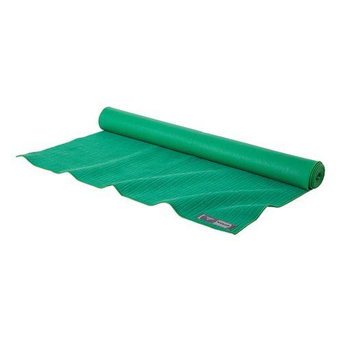 Prana Synergy Towel Mat Fitness Equipment - Cool Green