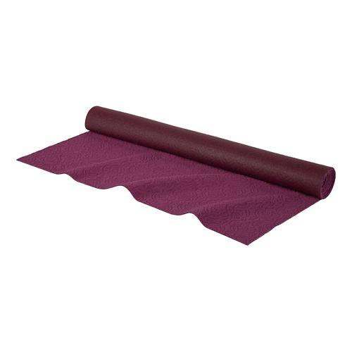 Prana Synergy Towel Mat Fitness Equipment - Pomegranate
