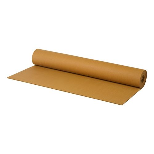 Prana Revolution Natural Sticky Mat Fitness Equipment - Orange