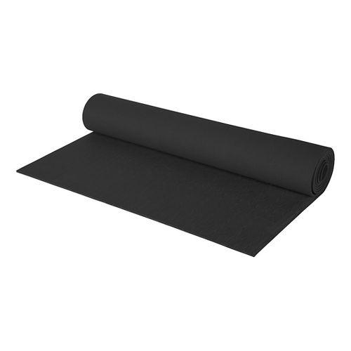Prana Indigena Natural Yoga Mat Fitness Equipment - Black